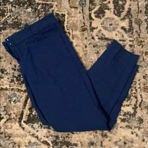 THE LIMITED EXACT STRETCH ANKLE PANTS-NEVER WORN!